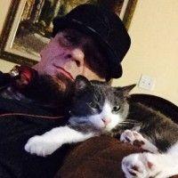#dogalize J-Ax e il suo amato gatto Little, inseparabili da 15 anni #dogs #cats #pets