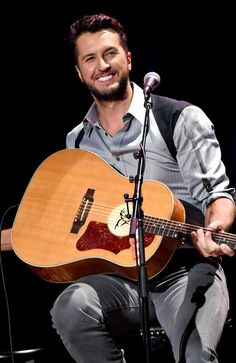 Luke Bryan in Country Music Hall Of Fame And Museum Presents An Interview And Performance With Luke Bryan