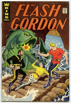 Flash Gordon - King Comics