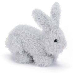This is the new Spring 2015 Jellycat Hoppity Silver Bunny only £9.95 available now!