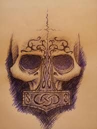 mjolnir drawings - Google Search