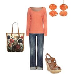 casual, created by amirichards.polyvore.com