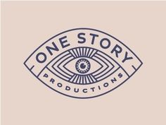 One Story Productions Logo by Lauren Dickens in Icon // Logo