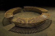 Sandeep Sangaru : Crafting a vision in Bamboo : Furniture Design : India
