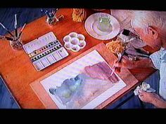 Curso de Dibujo y Pintura. Acuarela. Lección4