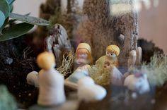 #nativity #terrariums #Christmas #crafts