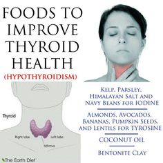 Foods for Hypothyroid