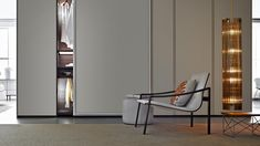 The Allure easy chair designed by Matteo Nunziati for Molteni&C is the result of a search for contemporary classicism.   Here the idea of classicism is not simply the repetition of classic stylistic features but rather the evocation of an    idea of ...