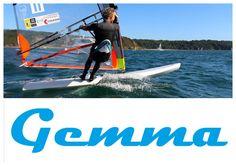 SHAPE custom   Longboard GEMMA Leucate   WINDSURF