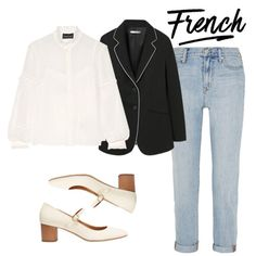 Forever envied for their innate sense of cool, French women know all about ease of dressing, even for the office. Tending toward tailored separates, neutral tones and classic accessories, they inspire a laid-back approach to polish.