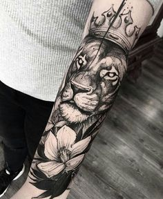 """6,254 curtidas, 138 comentários - Tattoos (@featured_ink) no Instagram: """"Artist: @AndyBlancoTattoo. Link for shoutouts in my bio #Featured_ink"""""""