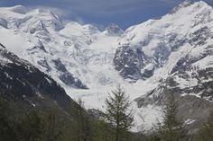 Morteratsch by Rita Caluori on Mount Everest, Island, Mountains, Nature, Travel, Landscapes, Naturaleza, Viajes, Islands