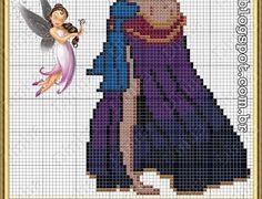 part2 http://dinhapontocruz.blogspot.com.br/2015/08/bailarina-ponto-cruz.html