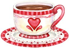 I varieté Reed for Decoupage: For tea ...