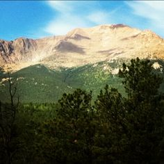 The story of how I almost died on Pike's Peak
