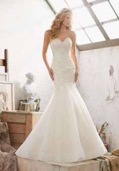 Mori Lee Bridal 8120  Morilee Bridal by Madeline Gardner The Wedding Bell, Tacoma, WA, Bridal Gowns, Wedding Gowns, Bridesmaids, Prom, Evening Gowns, Flower Girls, Accessories