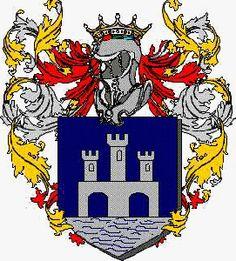 Coat of Arm and Blason of family Monaldi