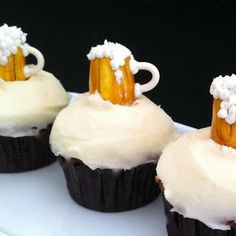 Cupcake Design For Man : 1000+ images about Cupcakes / Cakes - Men s on Pinterest ...