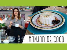RECEITA DE MANJAR DE COCO VEGANO