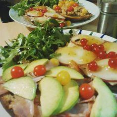 #mitternachtssnack #endofday #enjoyyourfood #eatwithlove #foodie #bread #lilasontour #lilasfood