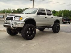 2004 Toyota Tacoma 4x4 Lifted Google Search