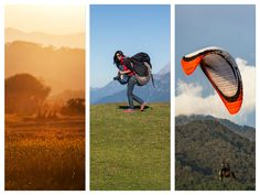 Paragliding in Bir-Billing Himachal Pradesh | Adventure Sports