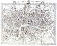 London engraved by J. Walker in 1845 from a map by R Creighton - Category:Old maps of London - Wikimedia Commons