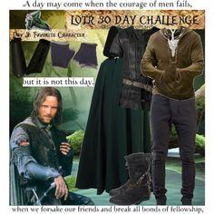 Aragorn by xx-black-blade-xx on Polyvore featuring Boris Bidjan Saberi, Wooden Ships, men's fashion and menswear