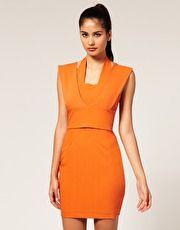 qua Yori Halter Multi Strap Dress