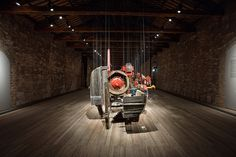 Darzanà - Turkey Pavilion 15th International Architecture Exibition  of Venice  #arsenal #vassel