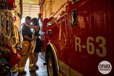 fireman firehouse fire station esession pictures ideas
