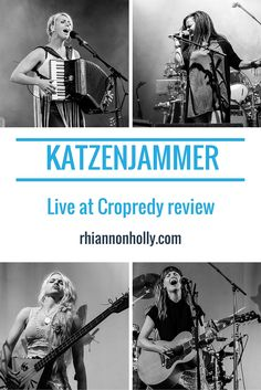 Latest blog: my review of Katzenjammer at Cropredy 2015 (inc set list and gallery)  #Katzenjammer #Cropredy #Cropredy2015 #folk #festivals # Norway #livemusic #gigs #gigreview #soundandfiction