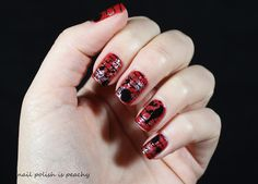 Nail Polish, Nails, Beauty, Jewelry, Finger Nails, Ongles, Jewels, Nail Polishes, Schmuck