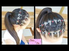 Elastic bands Braided Headband! | Hairstyles for school | Braided Hairstyles | Sport Hairstyles - YouTube