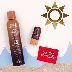 Tattoo Protection Pupa #makeup #beauty #sun #cosmetics