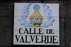 Calle de Valverde ( Madrid )