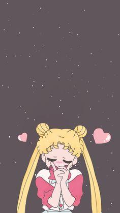 ❤ s a v e = f o l l o w m e ❤ seilor sailor moon wallpaper, sailor moon и s Sailor Moons, Sailor Moon Fond, Arte Sailor Moon, Sailor Moon Usagi, Sailor Moon Tumblr, Sailor Venus, Wallpaper Tumblr Lockscreen, Iphone Wallpaper Tumblr Aesthetic, Kawaii Wallpaper