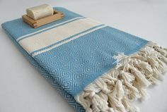 NEW Design Diamond Bathstyle Turkish BATH Towel by bathstyle