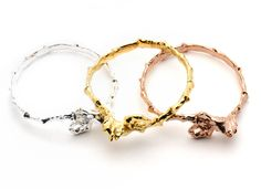 seahorse bangle. various colors. – Mr. Kate