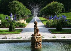 Edith Wharton's Estate Gardens