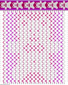 Friendship bracelet - pattern 67950 - 32 strings 5 colours - teddy bear - new Thread Bracelets, Bracelet Knots, Macrame Bracelets, Making Friendship Bracelets, Diy Friendship Bracelets Patterns, Diy Lace Ribbon Flowers, Perler Patterns, Bracelet Tutorial, Schmuck Design