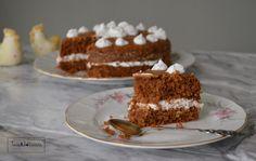 Gluteeniton ja maidoton porkkanakakku | Tiramisu, Ethnic Recipes, Food, Essen, Meals, Tiramisu Cake, Yemek, Eten