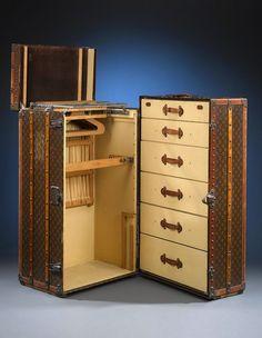 wardrobe trunk - Pesquisa Google