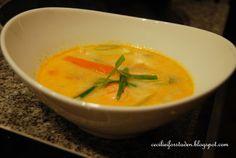 Thai fiskesuppe