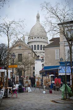 Sacré-Coeur / Montmartre Paris