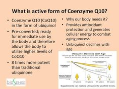 What is the active form of Coenzyme Why do we need it? Coenzym Q10, Cellular Energy, Aging Process, Our Body, Health Tips, Lisa, Healthy Lifestyle Tips