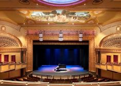 Clemens Center in Elmira, NY  Who is ready and has their tickets for our next show!!  April 10th will be here soon!!!