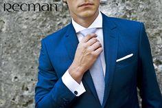 """W każdej stylizacji bardzo ważne są dodatki. Właściwie dobrane podkreślają i budują wizerunek. Jednym z takich elementów jest krawat i dlatego w męskiej szafie nie powinno go zabraknąć, bo przecież """"diabeł tkwi w szczegółach"""". http://bit.ly/Recman_Krawaty"""