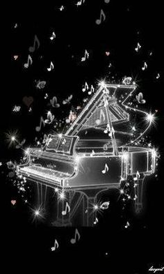 This would be great if you could set your own music to it ! Really good gif. Sound Of Music, Music Is Life, Music Lyrics, Music Quotes, Animated Gifs, Instruments, All About Music, Music Wallpaper, Gif Animé