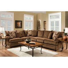 Chelsea Home Ria Left Hand Facing Sectional